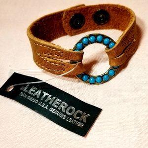 NWT Leatherock Womens Bracelet